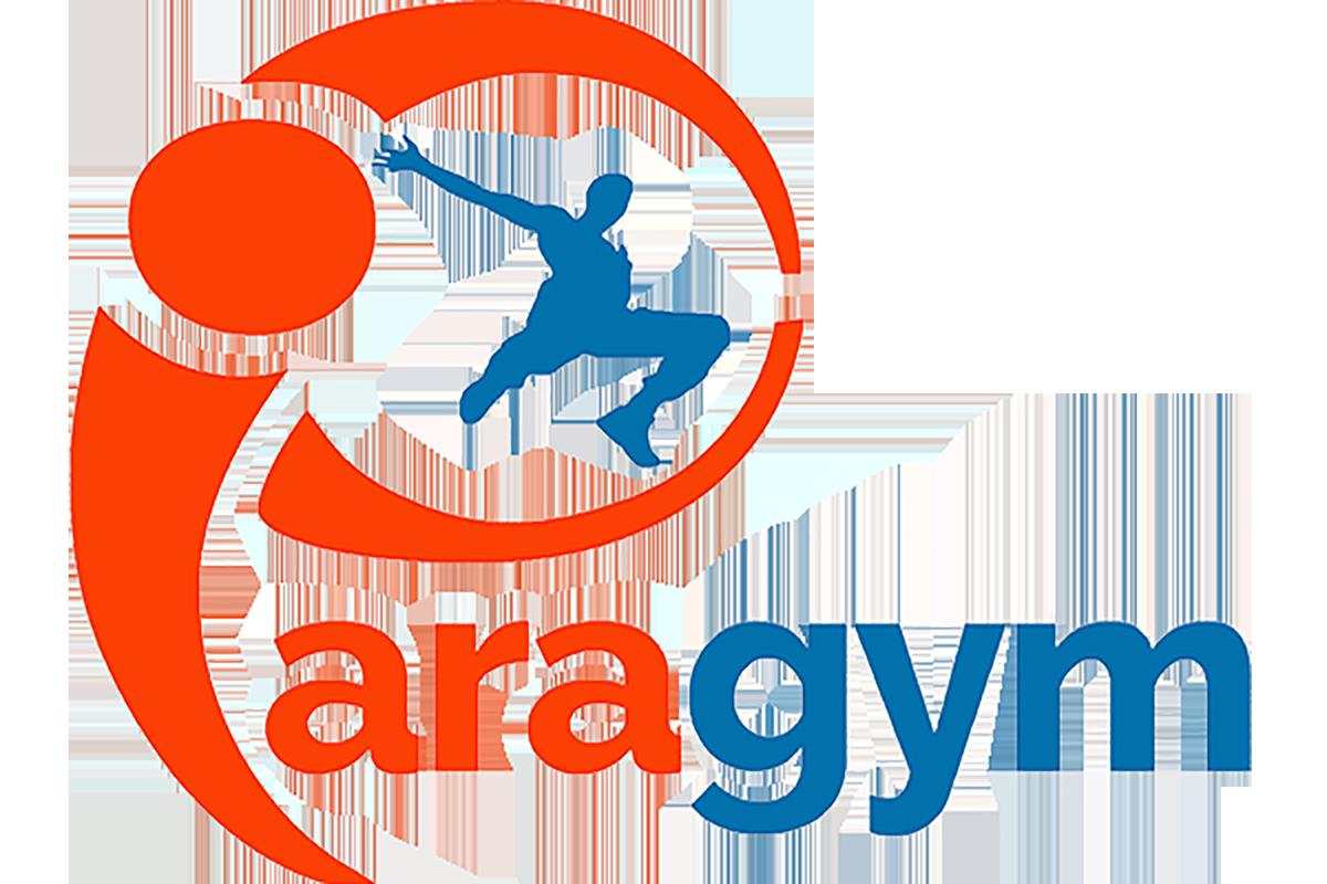Paragym; Le Paradis du Plaisir! Logo